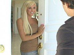 blonde friend