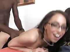 ass black