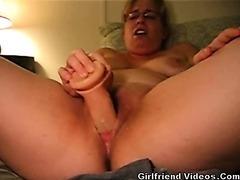 chubby dildo