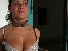 big tits bondage