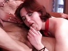 bisexual brunette