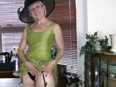 blonde masturbation