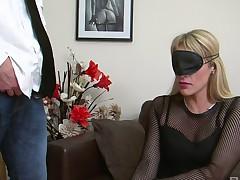 blindfolded brutal